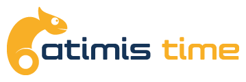 Atimis time Logo - Slider
